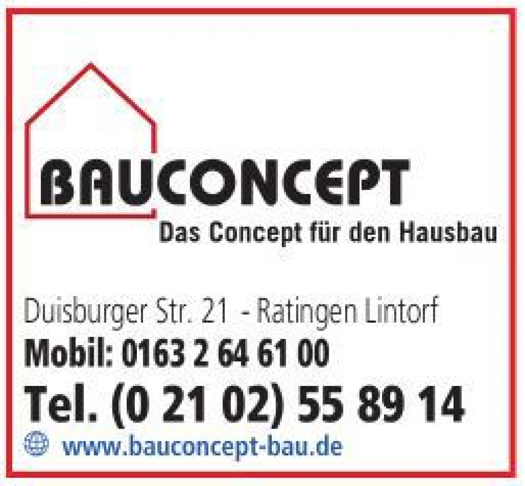 Bauconcept Ratingen